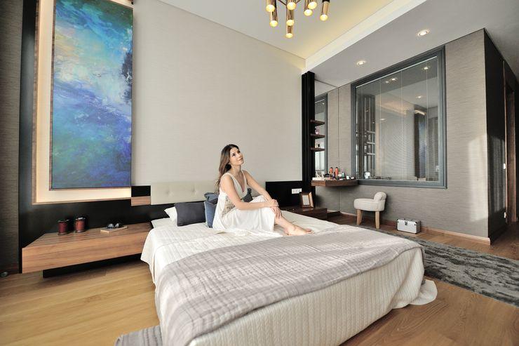 Voltaj Tasarım Moderne Schlafzimmer