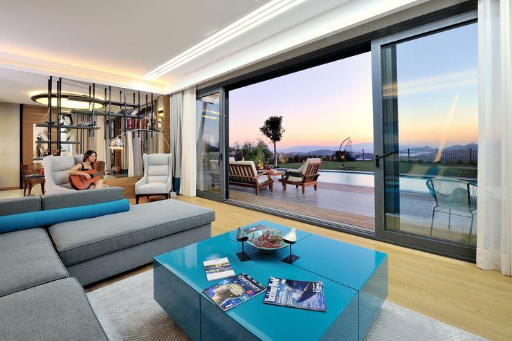 Voltaj Tasarım Moderne Wohnzimmer