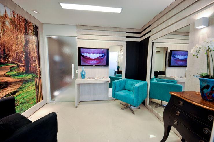 Veridiana Negri Arquitetura Klinik Modern