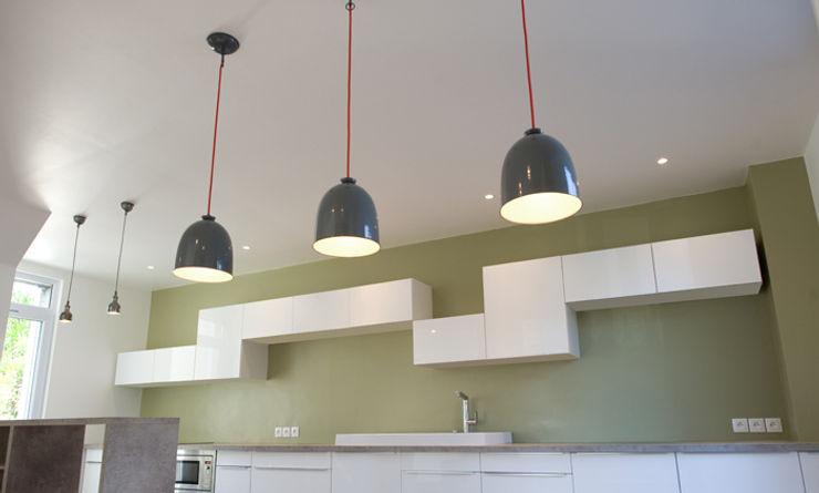 Yeme + Saunier KitchenCabinets & shelves