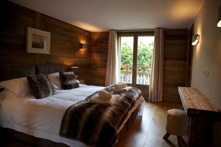 Chalet Chardon - chambre 2 shep&kyles design Chambre rurale