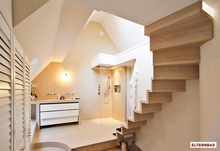 Architekturbüro Hans-Jürgen Lison Baños de estilo moderno