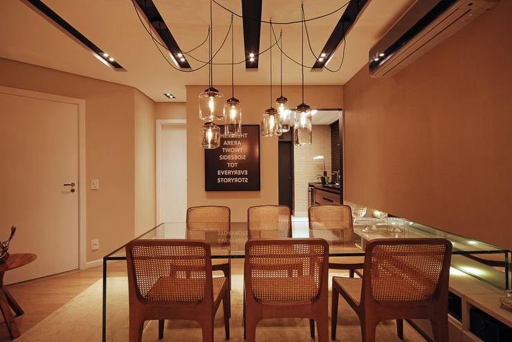 Apartamento 65 Neoarch Salas de jantar modernas
