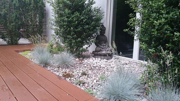 Ogrody Przyszłości Minimalist style garden