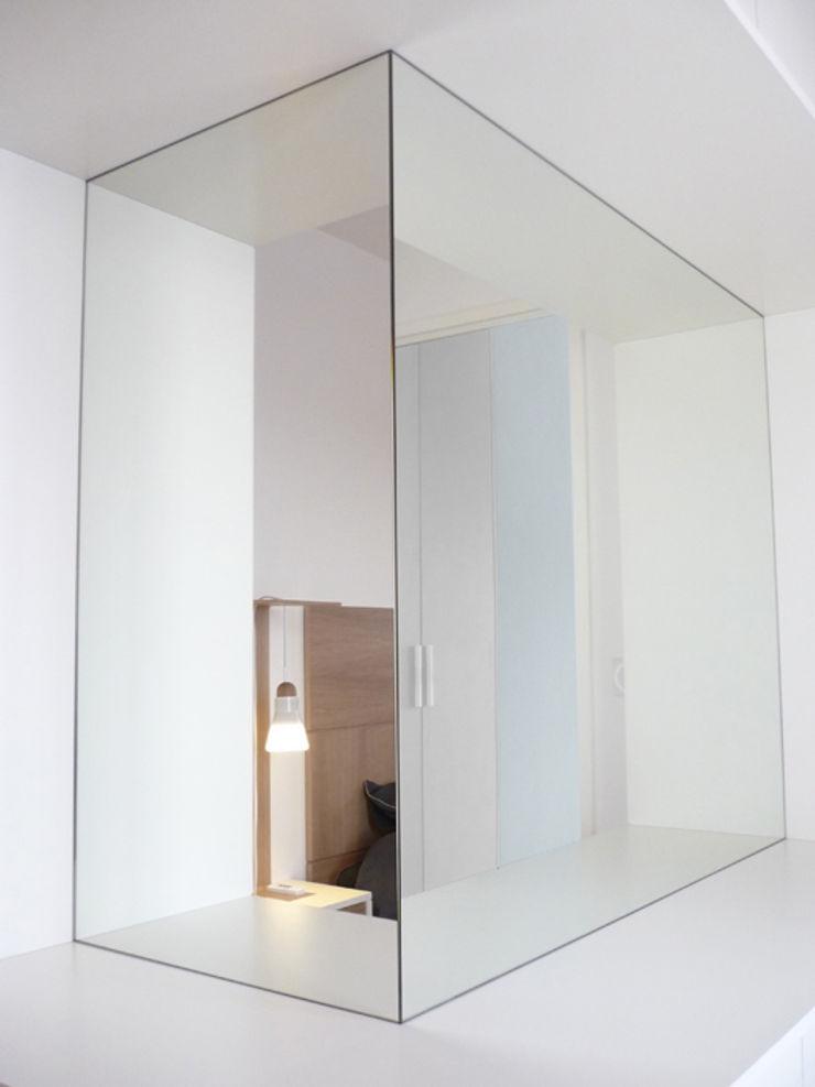 Yeme + Saunier BedroomWardrobes & closets