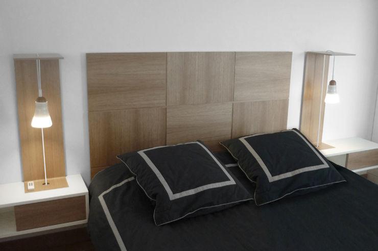 Yeme + Saunier BedroomBeds & headboards
