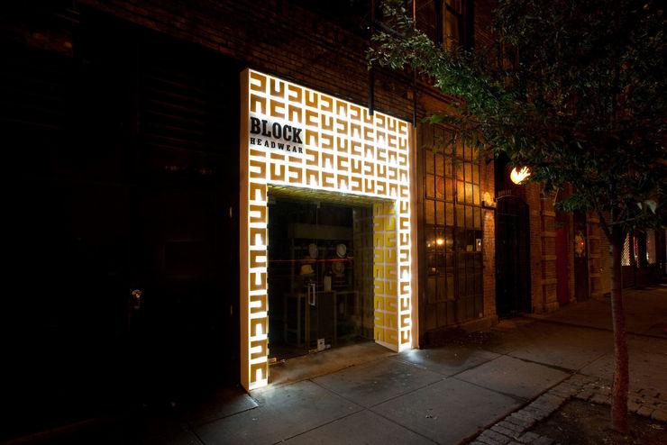 Sergio Mannino Studio Офіси та магазини