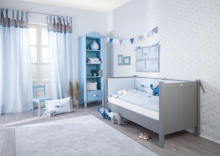 "Babyzimmer ""Elefant"" annette frank gmbh Moderne Kinderzimmer"