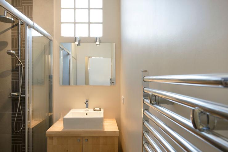 Hélène de Tassigny Eclectic style bathroom