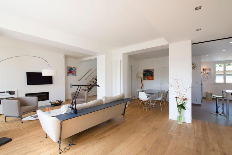 Hélène de Tassigny Modern Oturma Odası