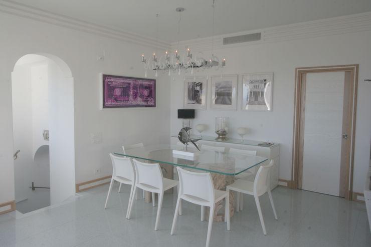 Imperatore Architetti Modern Dining Room