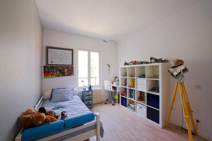 Hélène de Tassigny Modern Çocuk Odası