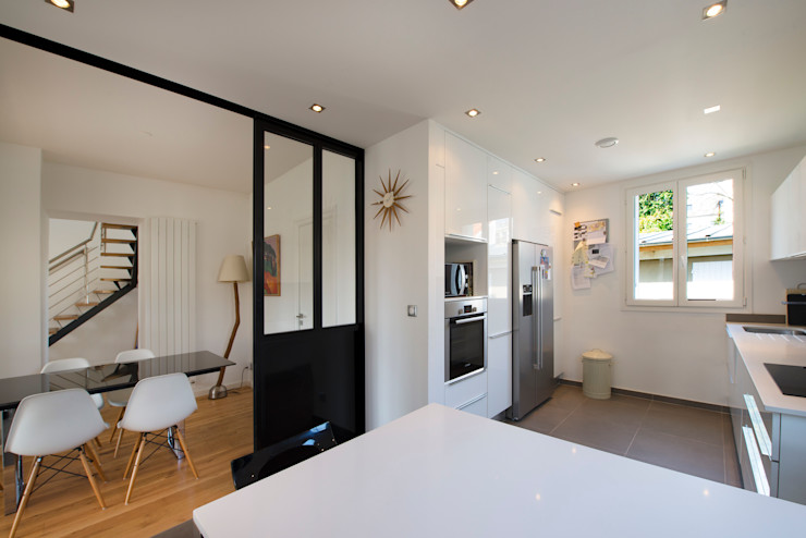 Hélène de Tassigny Modern style kitchen