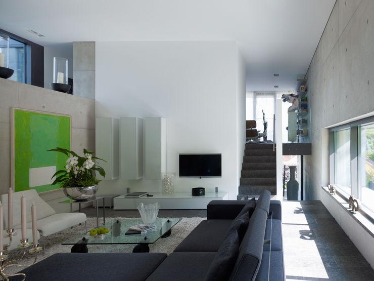 PaulBretz Architectes Living room