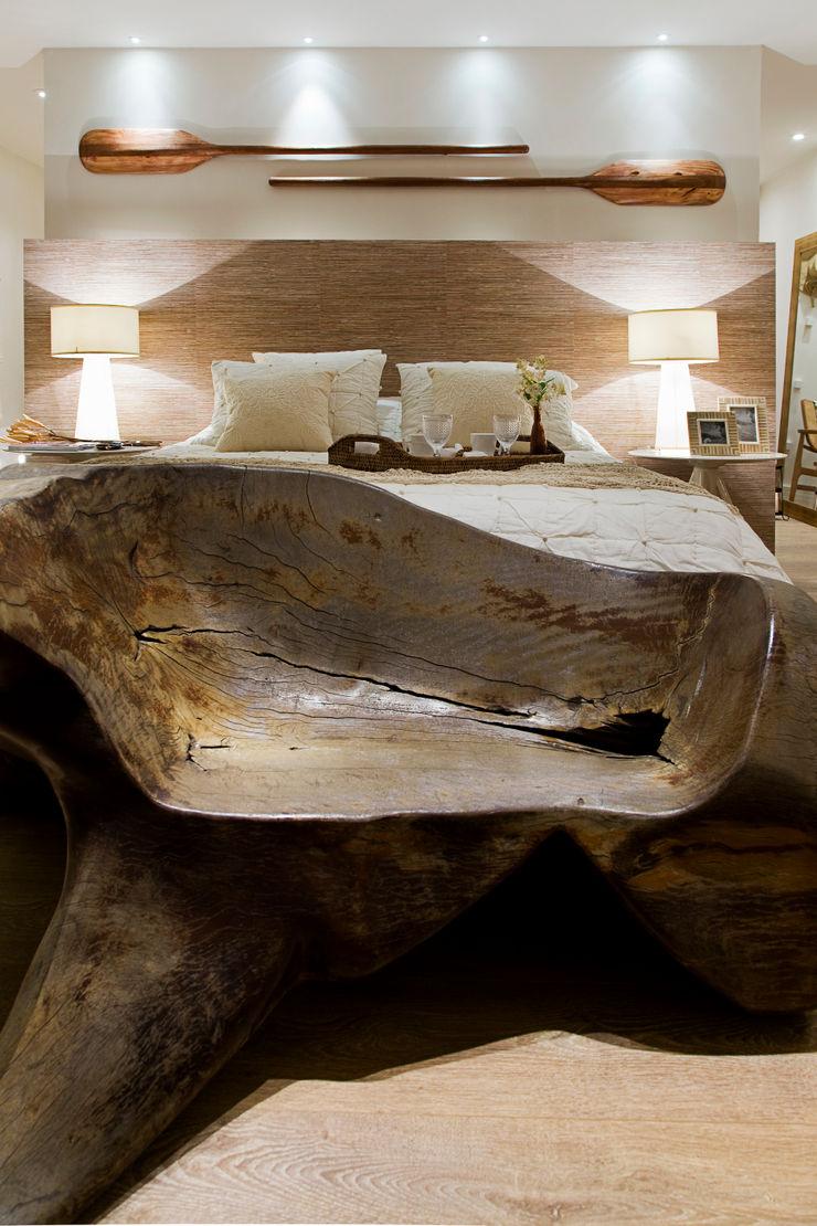 Tweedie+Pasquali Tropical style bedroom