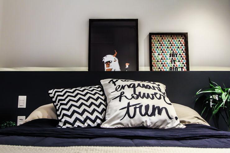 Apartamento Alto do Ipiranga SP Estudio Quartos modernos