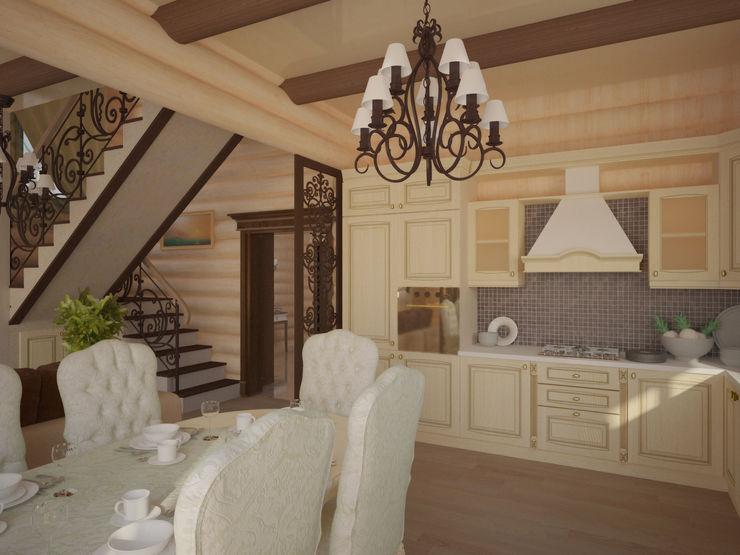 Kalista Country style kitchen