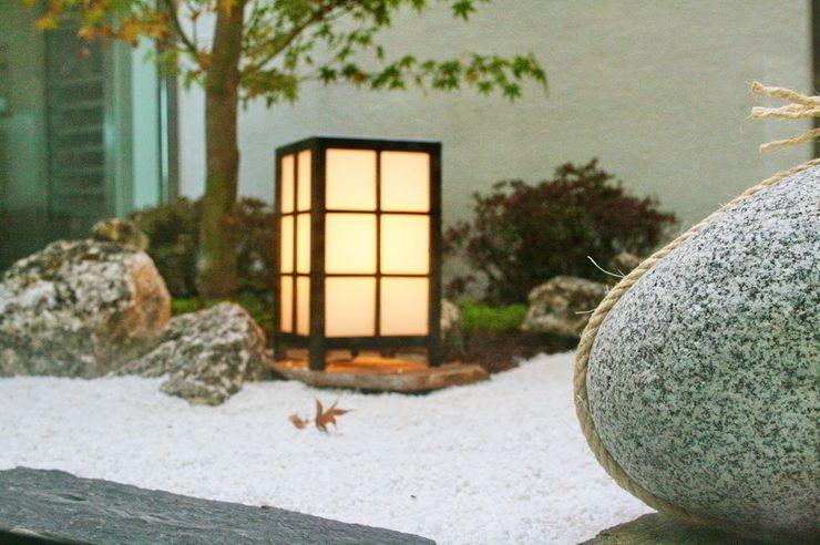 Jardin Zen Moderno Jardines Japoneses -- Estudio de Paisajismo Jardines japoneses