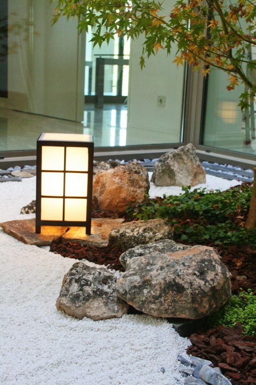 Jardin japones en un espacio minimo Jardines Japoneses -- Estudio de Paisajismo Jardines japoneses