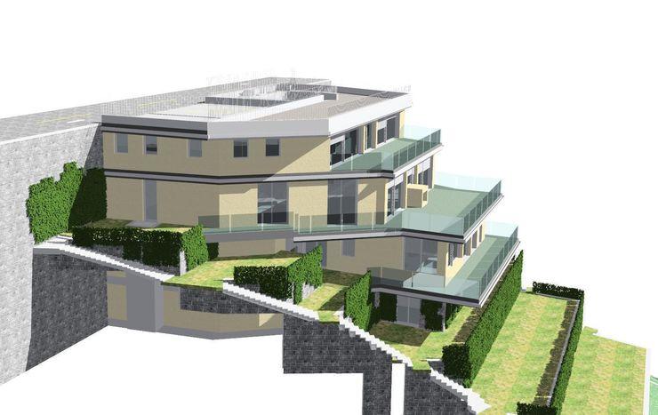 Villa privata - Blevio Lago di Como Archiluc's - Studio di Architettura Stefano Lucini Architetto