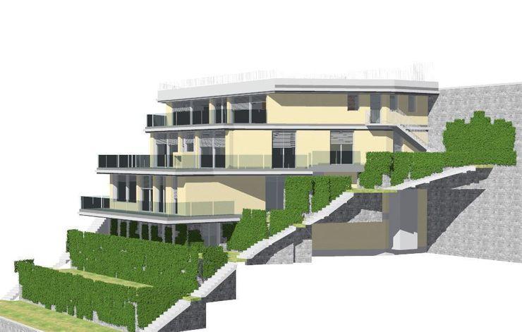 Villa privata – Blevio Lago di Como Archiluc's - Studio di Architettura Stefano Lucini Architetto