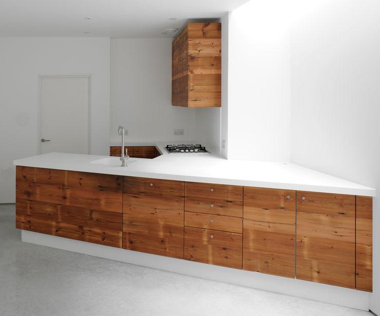 Old Workshop - kitchen Jack Woolley Modern kitchen