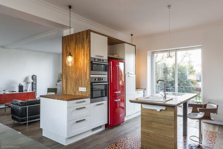 Cuisine maéma architectes Cuisine moderne