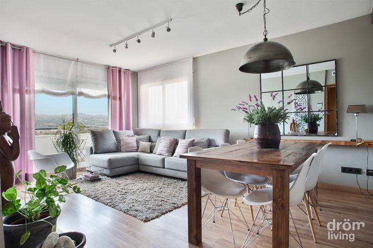 Dröm Living Scandinavian style dining room