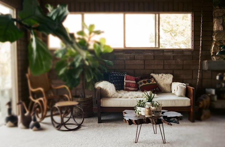 odywood Living roomSide tables & trays