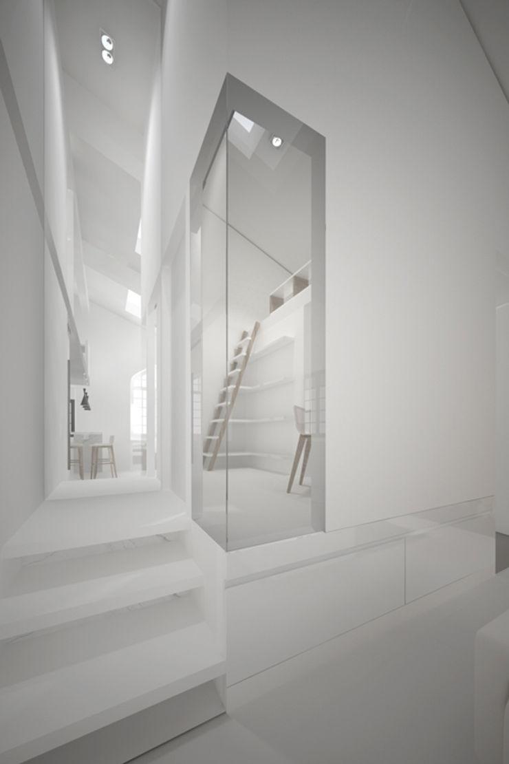 Yeme + Saunier Minimalist nursery/kids room