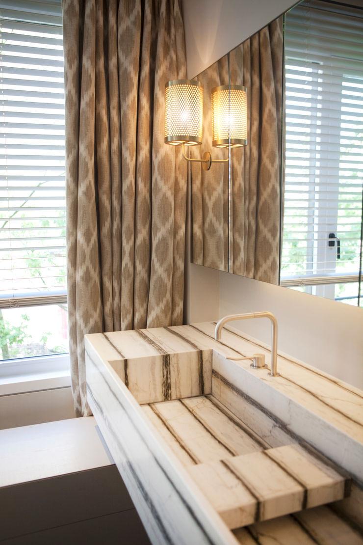 Binnenvorm Minimalist bathroom