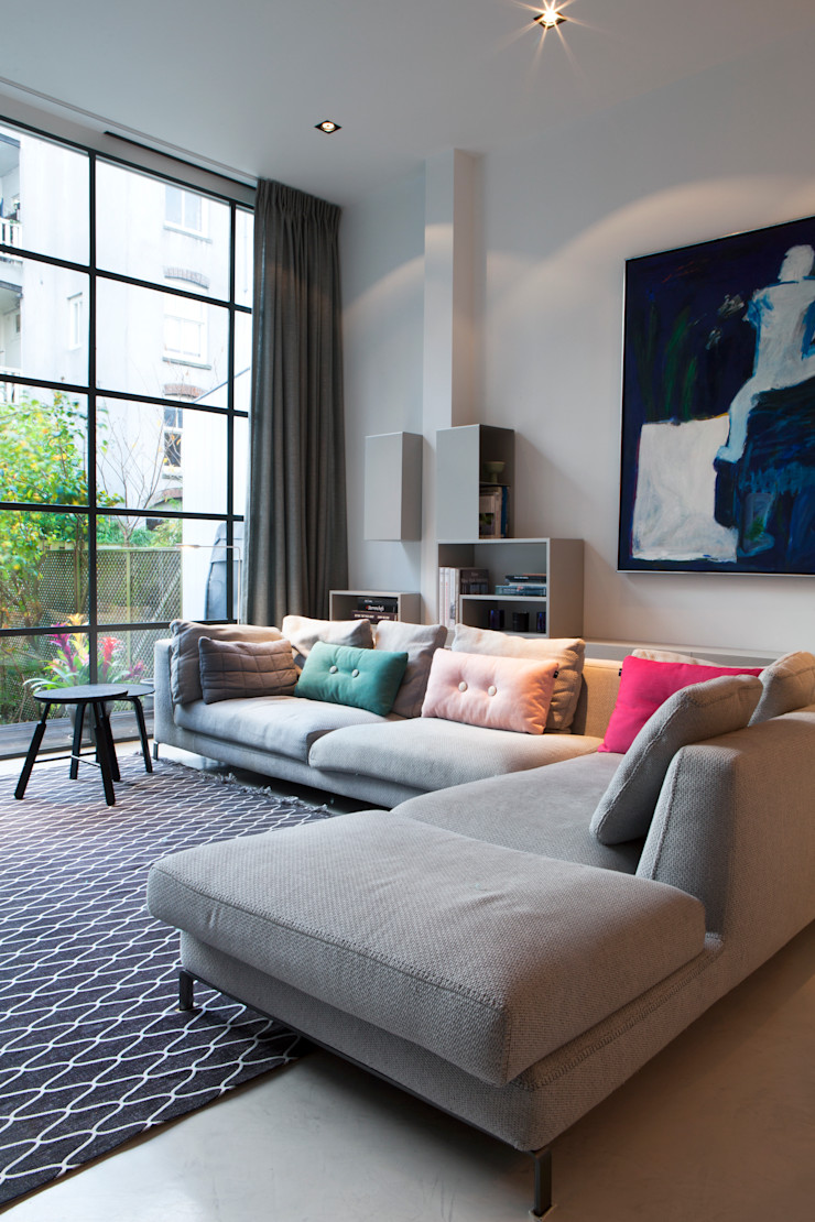 Binnenvorm Modern living room