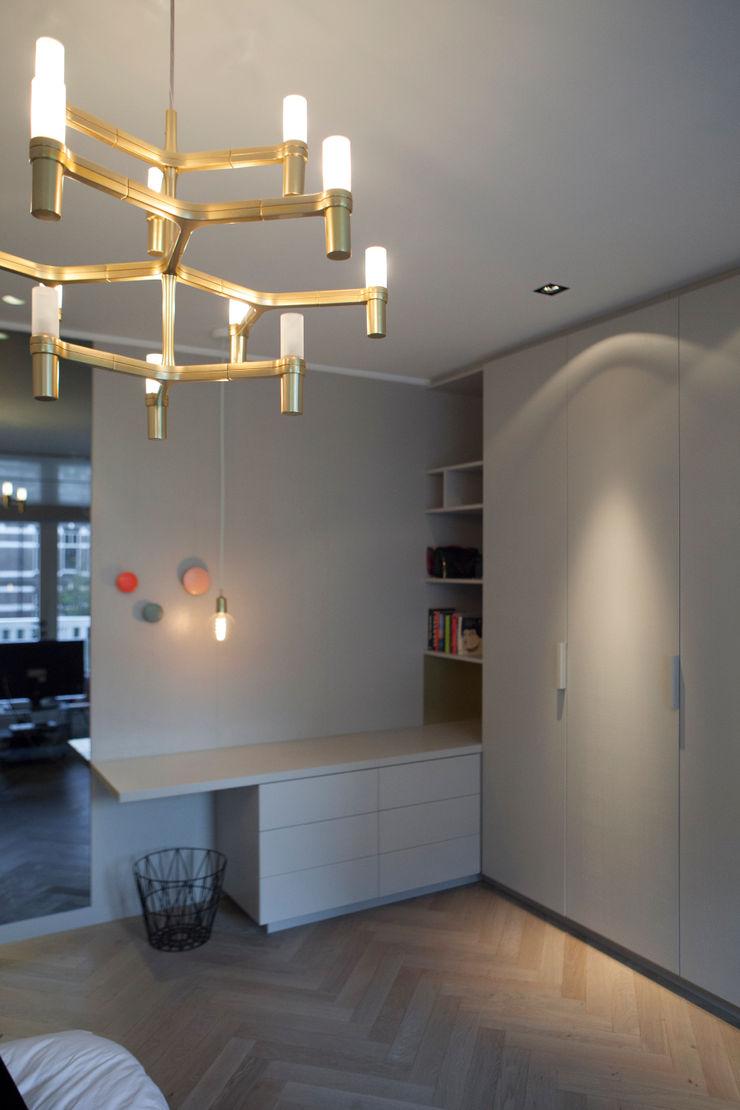 Binnenvorm Modern style bedroom