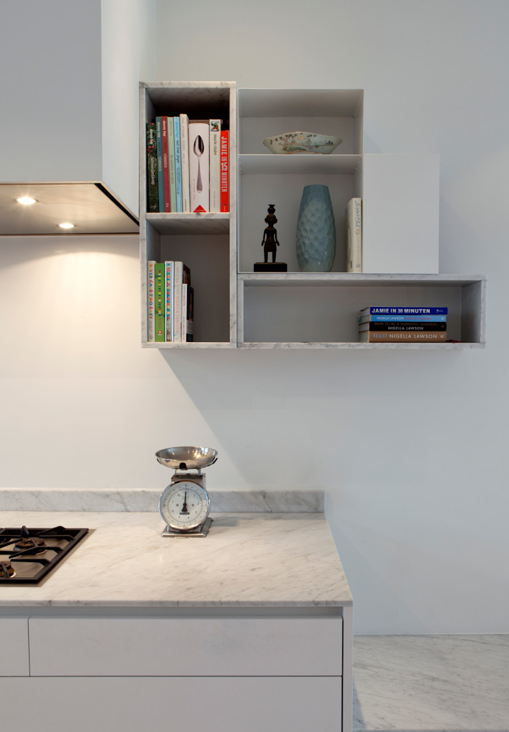 Binnenvorm KitchenCabinets & shelves