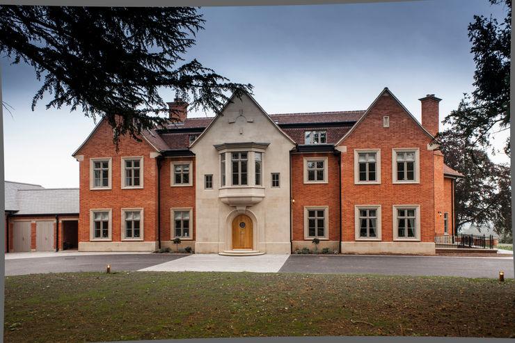 Marvin aluminium clad wood casement windows Marvin Windows and Doors UK Puertas y ventanas clásicas
