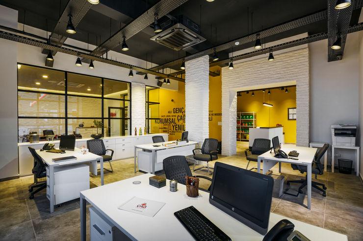 Operasyon Bölümü Kıbrıs Developments Ofis Alanları