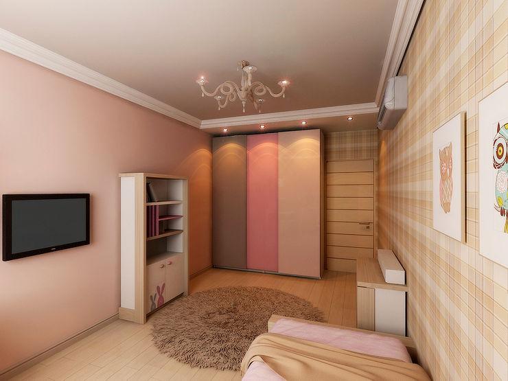 Ольга Зелинская Classic style nursery/kids room
