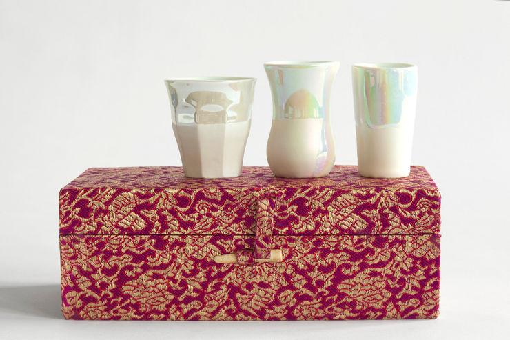 Work Inge Bečka Art & Design KeukenBestek, servies & glaswerk