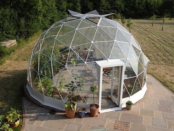 SOLARDOME Retreat Solardome Industries Limited Mediterraner Garten