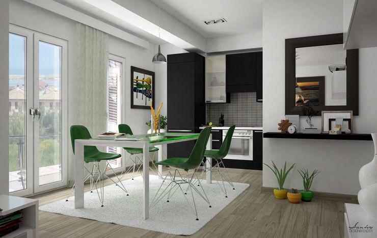 Santoro Design Render Modern Kitchen
