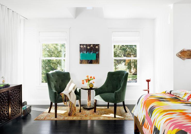 Palma Plaza Residence Hugh Jefferson Randolph Architects Modern style bedroom
