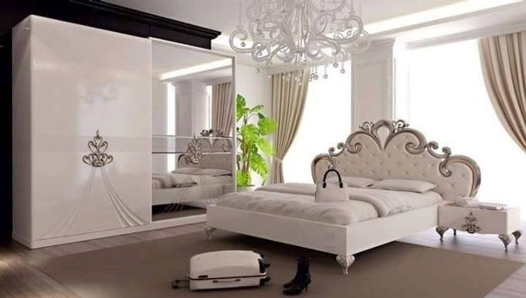 Avangart Yatak Odası Mahir Mobilya Yatak OdasıYataklar & Yatak Başları