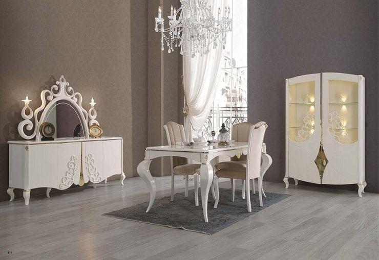 Avangart yemek odaları Mahir Mobilya Yemek OdasıAksesuarlar & Dekorasyon