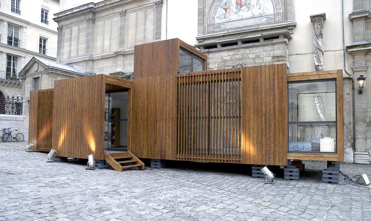 D3 architectes Casas modernas