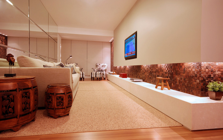 Neoarch Modern style media rooms