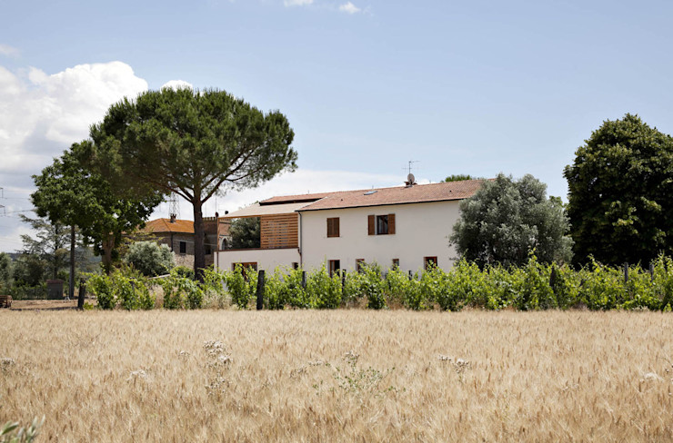 mc2 architettura Casas mediterráneas