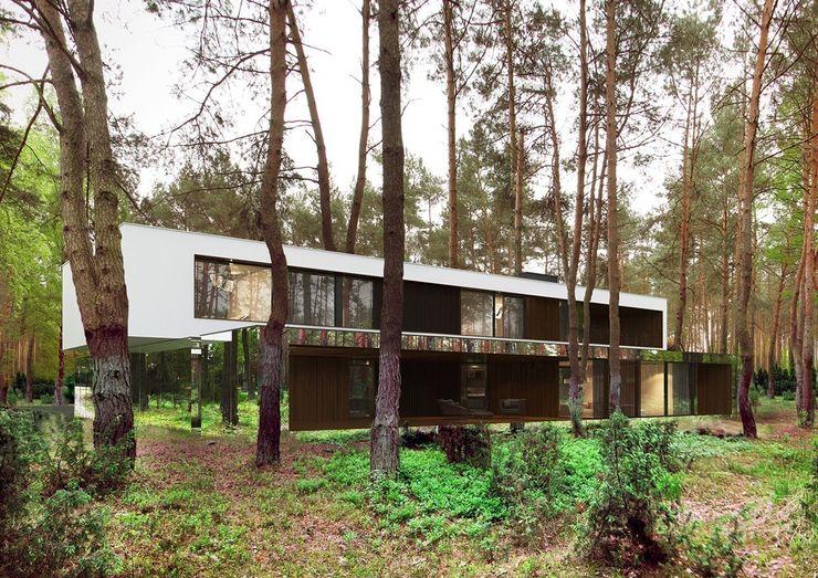 REFORM Architekt Marcin Tomaszewski Moderne Häuser