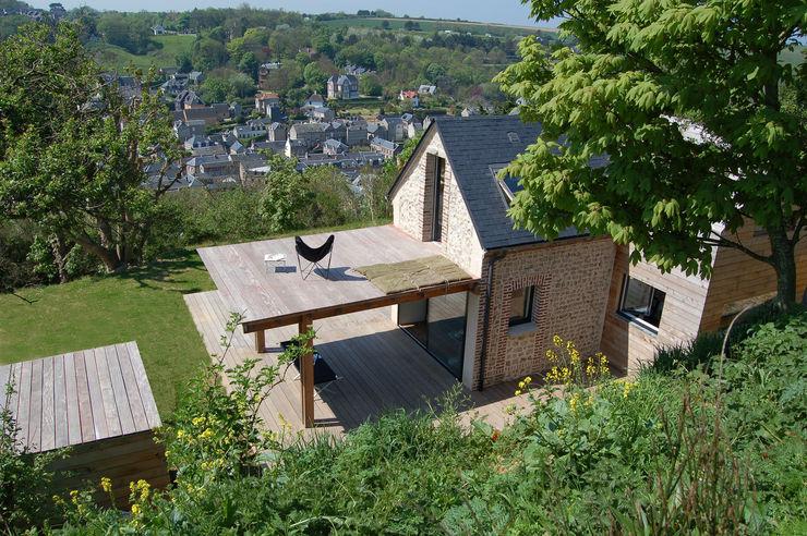 Franklin Azzi Architecture Moderne Häuser