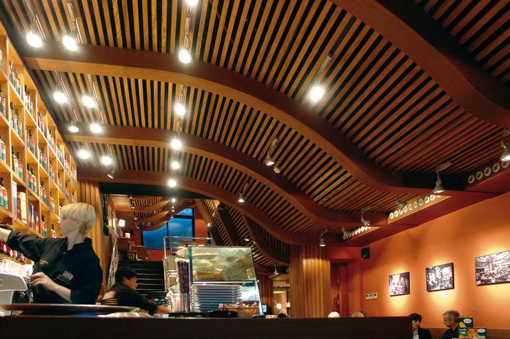 Carlos Martinez Interiors Bar & Klub Klasik