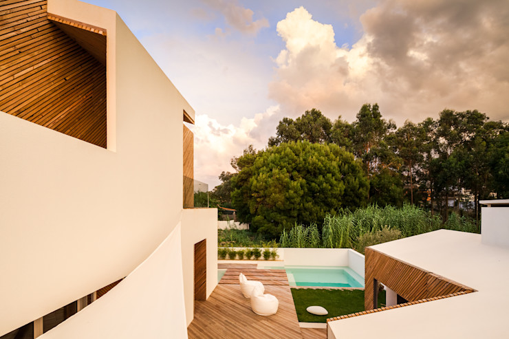 SilverWoodHouse Joao Morgado - Architectural Photography Modern houses